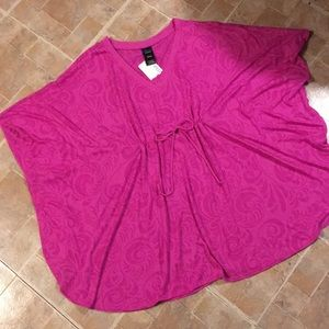NWT Catalina swimsuit coverup size women's XL